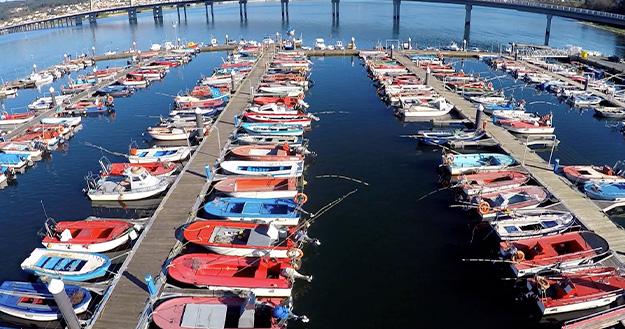 Refuerzo de la seguridad marítima de la flota pesquera gallega y de las actividades de seguimiento de su actividad mediante el uso de vehículos aéreos y marinos no tripulados. (MAR-1).