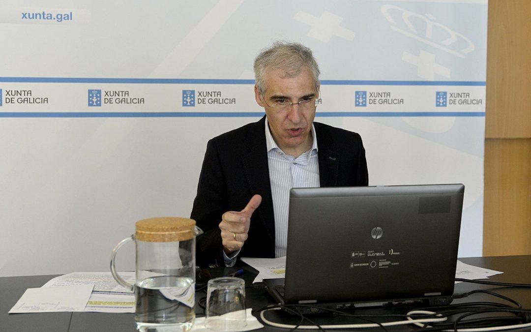 A Xunta reivindica o potencial do sector aeroespacial galego como motor de innovación e emprendemento na terceira edición da BFAero