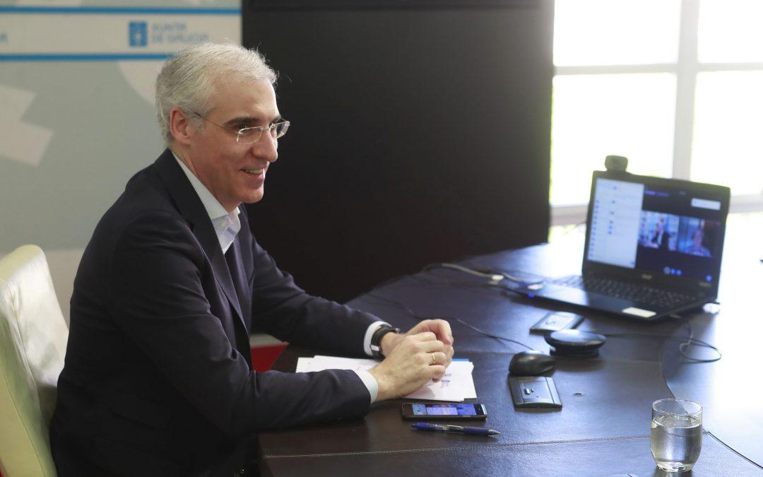 La Xunta destaca que la decisión de Boeing de instalar un laboratorio de simulación de contingencias en vuelo contribuye a hacer del Polo Aeroespacial de Galicia un referente internacional