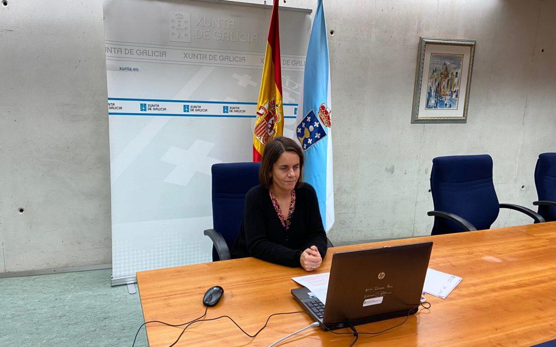 La Xunta apuesta por la tecnología de vanguardia para avanzar en la integración de los vehículos aéreos no tripulados en el futuro de la movilidad sostenible