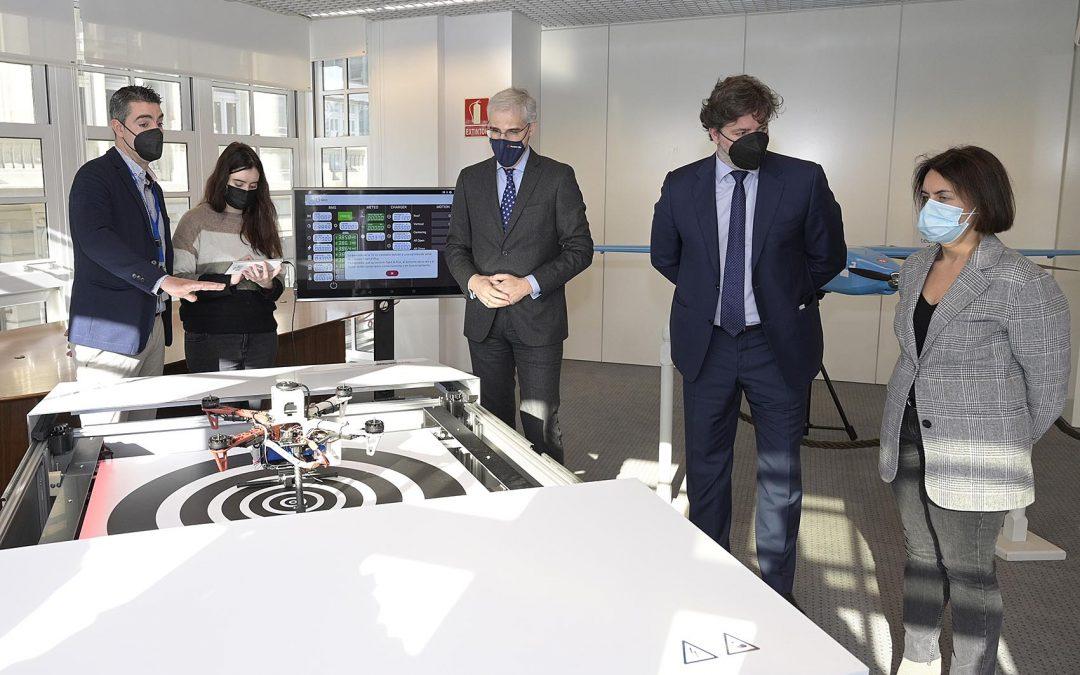 A Xunta destaca que co Polo Aeroespacial e a Unidade Mixta de ITG e Star Defence Galicia se posiciona na vangarda desta industria