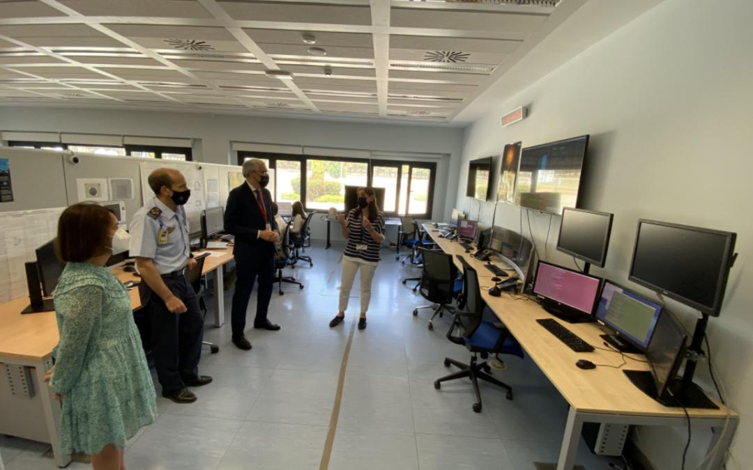 La Xunta avanza con el Inta en el diseño del polo aeroespacial de 2025 con el objetivo de consolidar Galicia como un referente en el sector